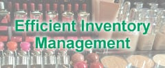 Efficient Salon Inventory Management