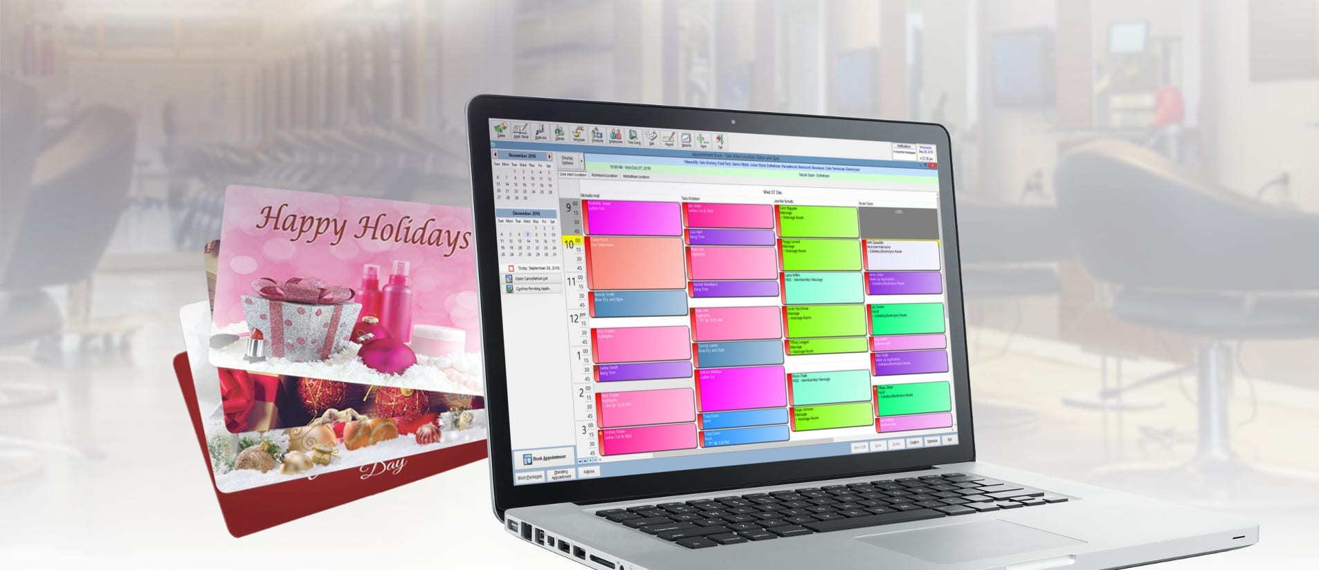 Free gift cards with Insight Salon & Spa Software