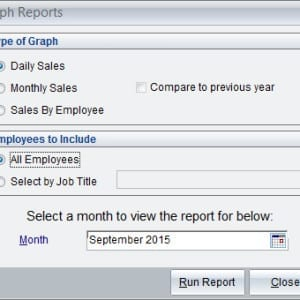 Graphs Report
