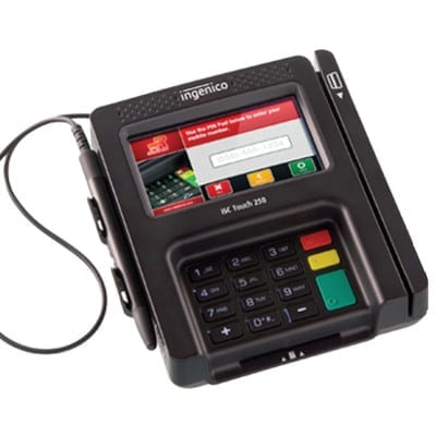 Ingenico iSC Touch 250 Smart Terminal