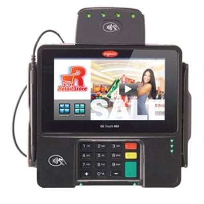 Ingenico iSC Touch 480 Smart Terminal