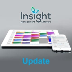 Insight Online Scheduling and Mobile App Update