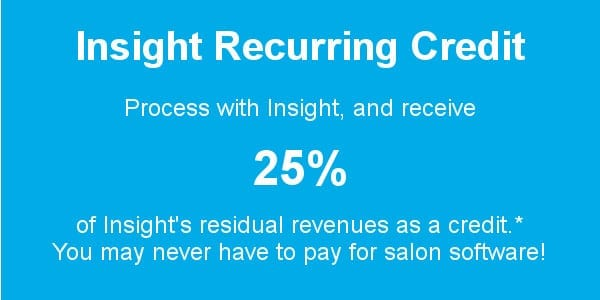 Insight Recurring Credit for New Clients