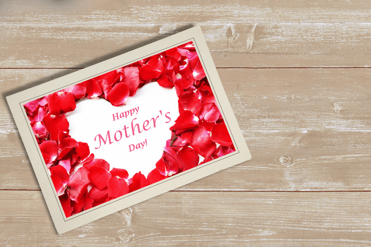 Mother's Day Marketing - greeting card