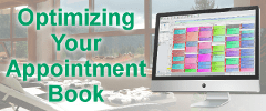 Optimizing Your Appointment Book