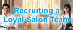 Hiring & Retaining Loyal Salon Employees