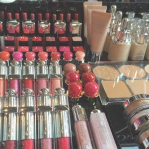 Salon Inventory Control