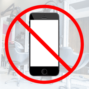 Salon and Spa Phone Policies