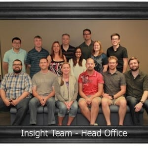 Insight Team - Head Office Picture Canada