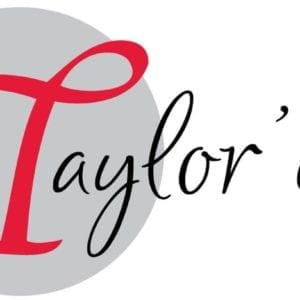 The Taylor'ed Look Logo
