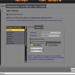 Insight Software Pumpkin Theme Scheduling Software