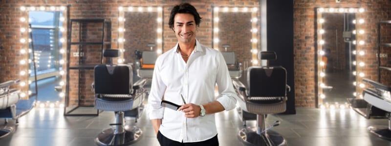 Successful Hair Salon Owner