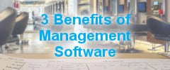 Benefits of Management Software