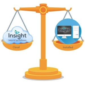 Insight Software Installed or Cloud Version