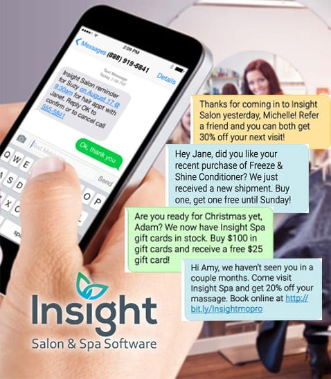 Insight Software Marketing Text Messaging SMS