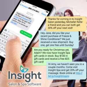 Insight Text Messaging
